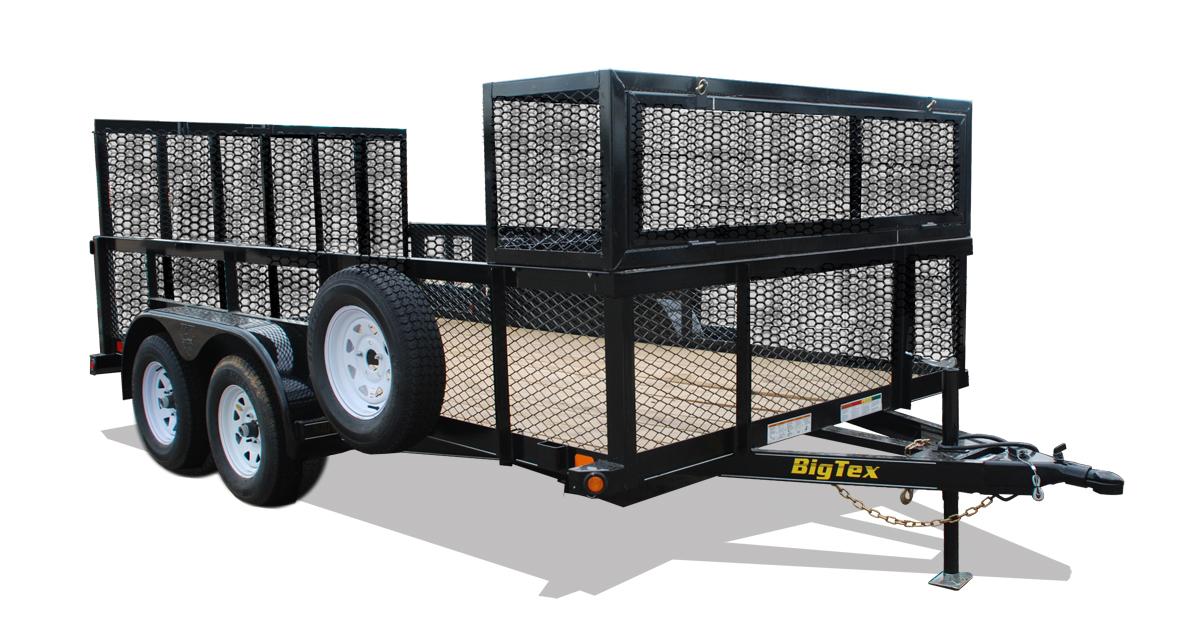 Georgia trailers for sale repair enclosed car haulers for Garden design trailer