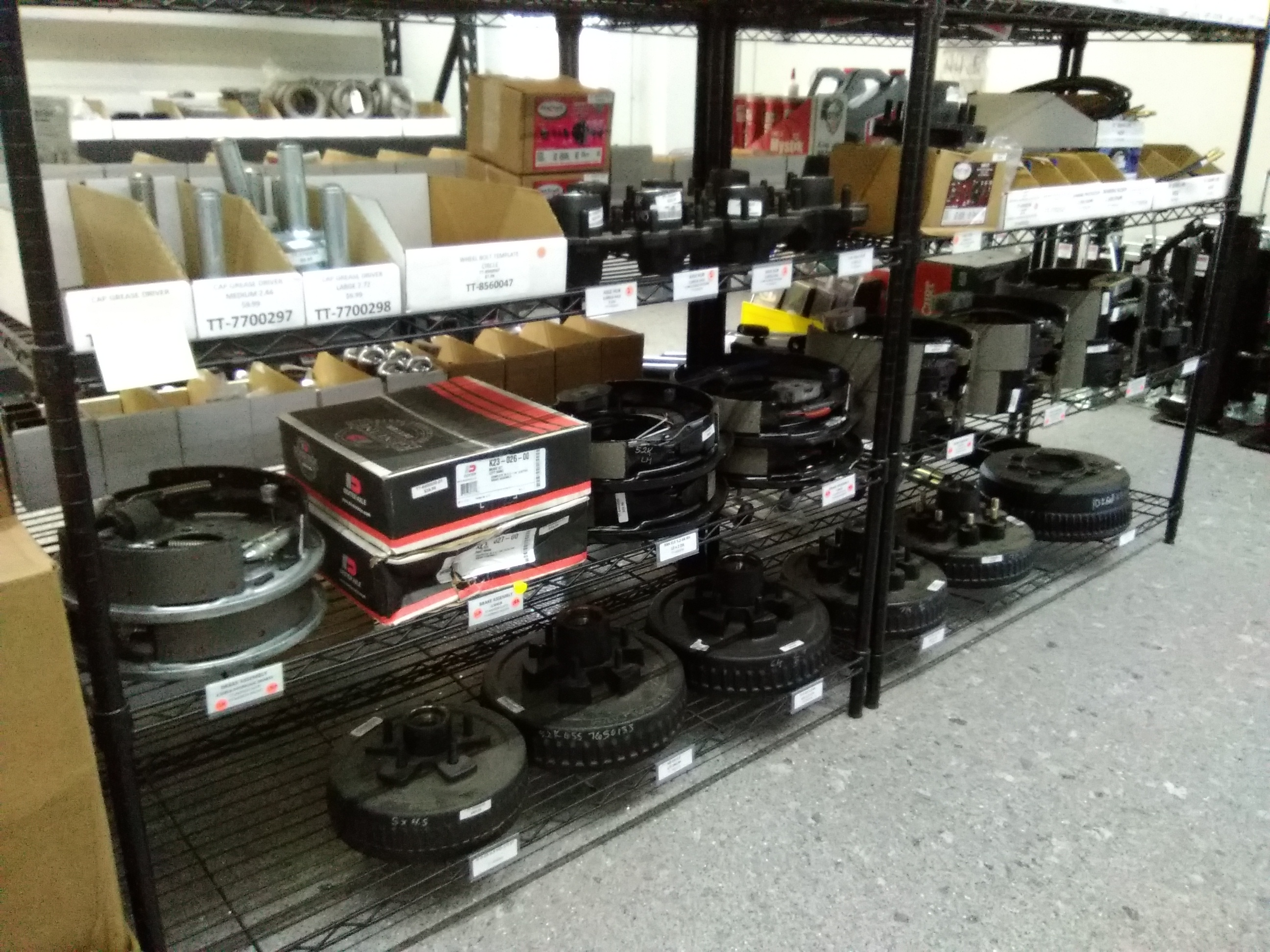 Trailer Parts - Motors in Motion Gainesville, GA | Gooseneck